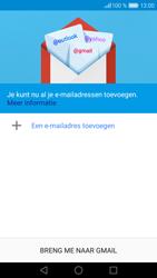 Huawei P9 Lite - E-mail - handmatig instellen (gmail) - Stap 5
