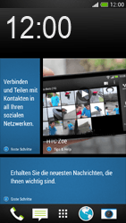 HTC One Mini - Software - Installieren von Software-Updates - Schritt 1