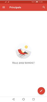 Huawei Y6 (2019) - E-mails - Ajouter ou modifier votre compte Gmail - Étape 6