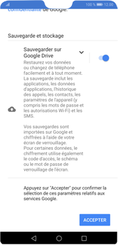 Huawei P20 Pro Android Pie - E-mail - 032a. Email wizard - Gmail - Étape 11