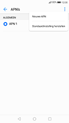 Huawei P10 - internet - handmatig instellen - stap 8