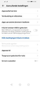 Huawei Y6 (2019) - Beveiliging - pas de pincode voor je simkaart aan - Stap 5