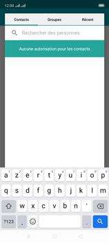 Oppo A9 2020 - E-mails - Envoyer un e-mail - Étape 8
