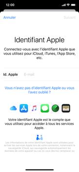 Apple iPhone X - iOS 13 - Données - créer une sauvegarde avec votre compte - Étape 4