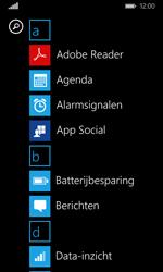 Microsoft Lumia 435 - SMS - Handmatig instellen - Stap 3