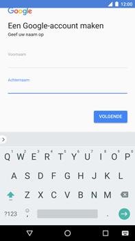 Huawei Nexus 6P - Android Oreo - Applicaties - Account instellen - Stap 6