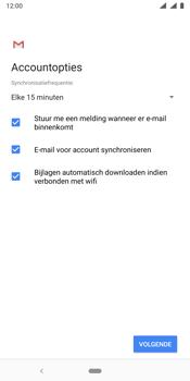Nokia 9 - E-mail - Handmatig instellen (yahoo) - Stap 11