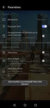 Huawei P30 lite - Photos, vidéos, musique - Créer une vidéo - Étape 8