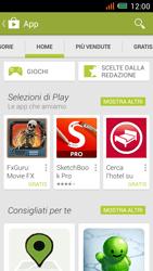 Alcatel One Touch Idol Mini - Applicazioni - Installazione delle applicazioni - Fase 6