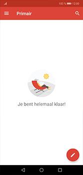 Huawei P20 Lite - E-mail - Handmatig instellen (gmail) - Stap 13