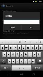 Sony LT30p Xperia T - Internet - Manual configuration - Step 23
