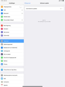 Apple ipad-pro-12-9-inch-2018-model-a1895 - Software updaten - Update installeren - Stap 6