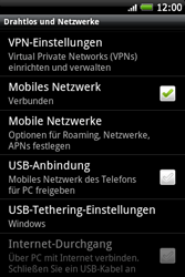 HTC Wildfire S - MMS - Manuelle Konfiguration - 2 / 2