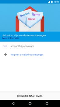 Huawei Nexus 6P - Android Oreo - E-mail - e-mail instellen (yahoo) - Stap 13