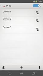 Sony Xperia Z1 - WiFi - WiFi configuration - Step 6