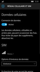 Acer Liquid M330 - Internet - désactivation du roaming de données - Étape 6