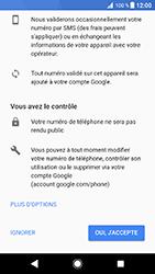 Sony Xperia XZ (F8331) - Android Oreo - Applications - Créer un compte - Étape 13