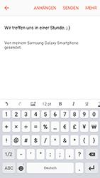 Samsung J510 Galaxy J5 (2016) DualSim - E-Mail - E-Mail versenden - Schritt 11