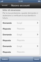Apple iPhone 4 - Applicazioni - Configurazione del negozio applicazioni - Fase 9