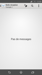 Sony Xperia Z3 Compact - E-mail - 032b. Email wizard - Yahoo - Étape 4