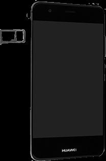 Huawei Nova - SIM-Karte - Einlegen - Schritt 4