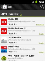 Samsung Galaxy Y - Applicazioni - Installazione delle applicazioni - Fase 20