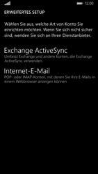 Nokia Lumia 930 - E-Mail - Manuelle Konfiguration - Schritt 10