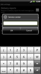 HTC Z715e Sensation XE - SMS - Manual configuration - Step 7
