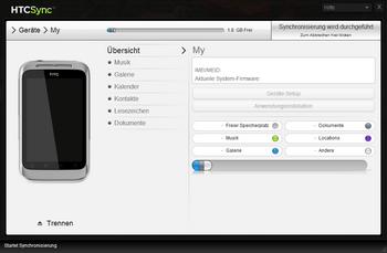 HTC One M9 - Software - Eine Sicherungskopie des Geräts erstellen - Schritt 7