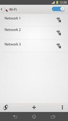 Sony Xperia Z1 Compact - WiFi - WiFi configuration - Step 6