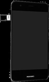 Huawei Nova - SIM-Karte - Einlegen - Schritt 5