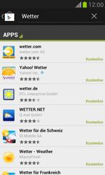 Samsung I8190 Galaxy S3 Mini - Apps - Herunterladen - Schritt 12