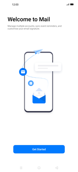 Oppo Find X2 - E-mail - 032c. Email wizard - Outlook - Step 4