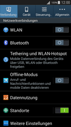 Samsung I9301i Galaxy S III Neo - Anrufe - Rufumleitungen setzen und löschen - Schritt 4