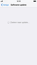 Apple iphone-5s-ios-12 - Software updaten - Update installeren - Stap 5