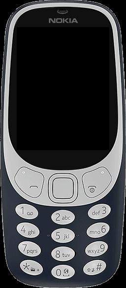 Nokia 3310 - Premiers pas - Découvrir les touches principales - Étape 5
