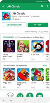Samsung Galaxy S9 Plus - Apps - Herunterladen - 16 / 17