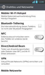LG P710 Optimus L7 II - Netzwerk - Netzwerkeinstellungen ändern - Schritt 5