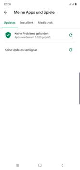 Samsung Galaxy Note 10 - Apps - Nach App-Updates suchen - Schritt 6
