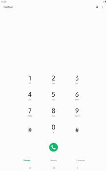 Samsung galaxy-tab-a-10-5-sm-t595-android-pie - Voicemail - Handmatig instellen - Stap 4