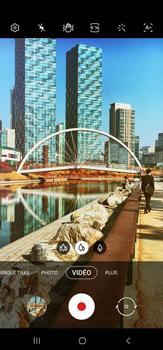 Samsung Galaxy Note20 Ultra 5G - Photos, vidéos, musique - Créer une vidéo - Étape 14