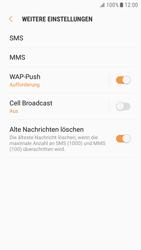 Samsung G390F Galaxy Xcover 4 - SMS - Manuelle Konfiguration - Schritt 7