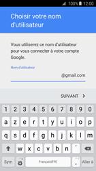 Samsung G920F Galaxy S6 - Applications - Créer un compte - Étape 8