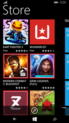 Microsoft Lumia 535 - Applications - Download apps - Step 6