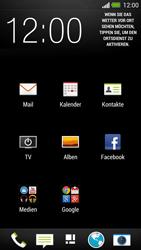 HTC One - E-Mail - Konto einrichten - 2 / 2