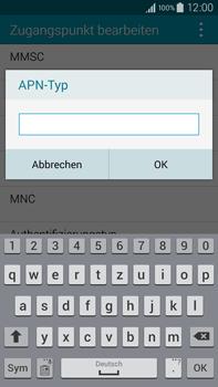 Samsung Galaxy Note 4 - MMS - Manuelle Konfiguration - 14 / 20