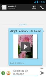 Bouygues Telecom Bs 402 - Contact, Appels, SMS/MMS - Envoyer un MMS - Étape 18