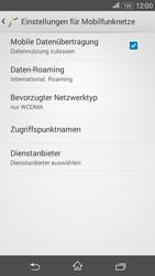 Sony Xperia E4G - Ausland - Auslandskosten vermeiden - 1 / 1