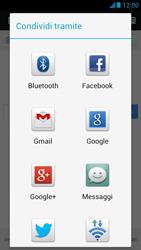 Huawei Ascend G526 - Internet e roaming dati - Uso di Internet - Fase 19