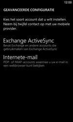 Nokia Lumia 925 - E-mail - handmatig instellen - Stap 10